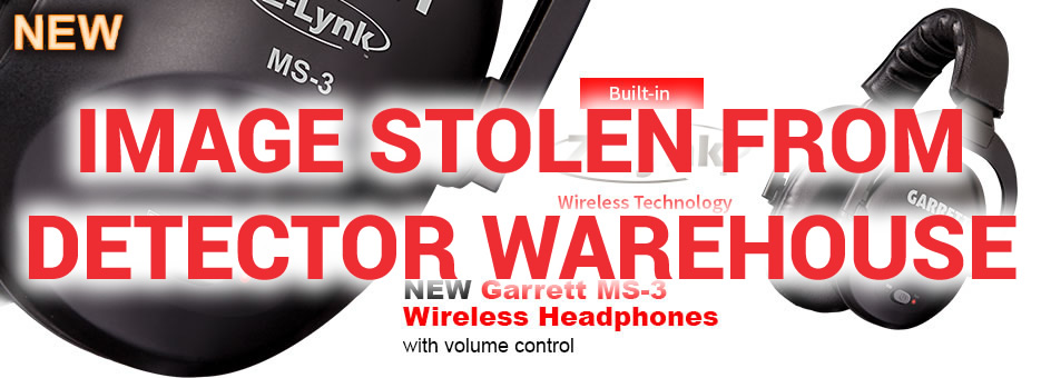 Garrett AT MAX with MS-3 Wireless Headphones