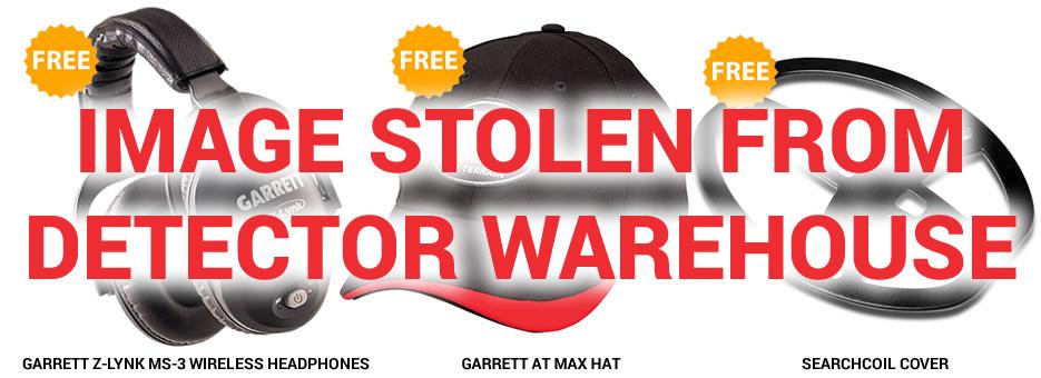 Garrett AT MAX Free Accessories